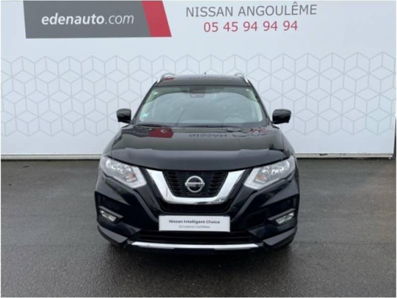 Nissan X-Trail dCi 150 7pl N-Connecta Noir occasion à Champniers - photo n°4