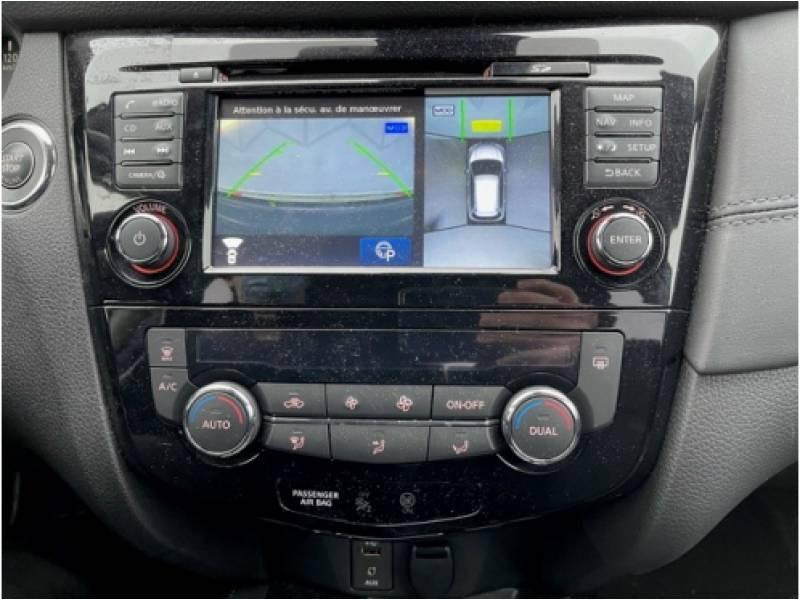 Nissan X-Trail dCi 150 7pl N-Connecta Noir occasion à Champniers - photo n°7