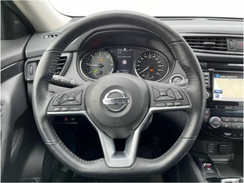 Nissan X-Trail dCi 150 7pl N-Connecta Noir occasion à Champniers - photo n°9