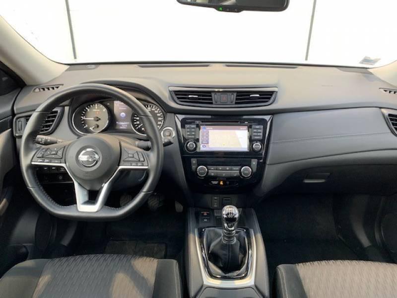 Nissan X-Trail dCi 150 7pl N-Connecta Noir occasion à Champniers - photo n°5