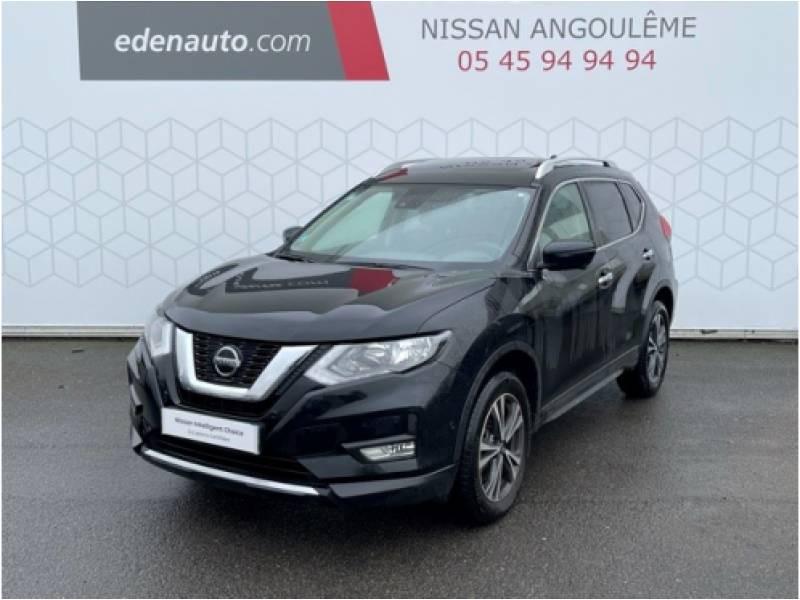 Nissan X-Trail dCi 150 7pl N-Connecta Noir occasion à Champniers
