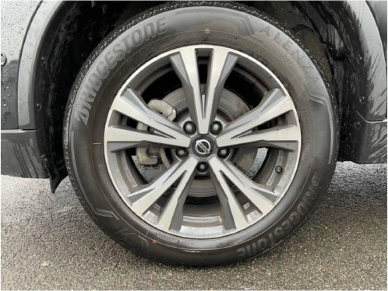 Nissan X-Trail dCi 150 7pl N-Connecta Noir occasion à Champniers - photo n°17