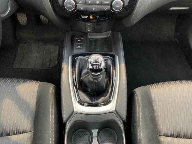 Nissan X-Trail dCi 150 7pl N-Connecta Noir occasion à Champniers - photo n°10