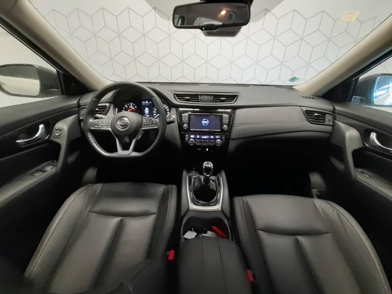 Nissan X-Trail dCi 150 7pl Tekna Blanc occasion à Tarbes - photo n°11