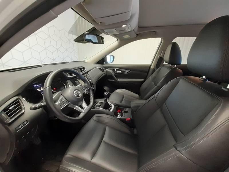 Nissan X-Trail dCi 150 7pl Tekna Blanc occasion à Tarbes - photo n°6