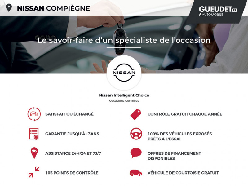 Nissan X-Trail dCi 150ch N-Connecta Euro6d-T Argent occasion à Venette - photo n°17