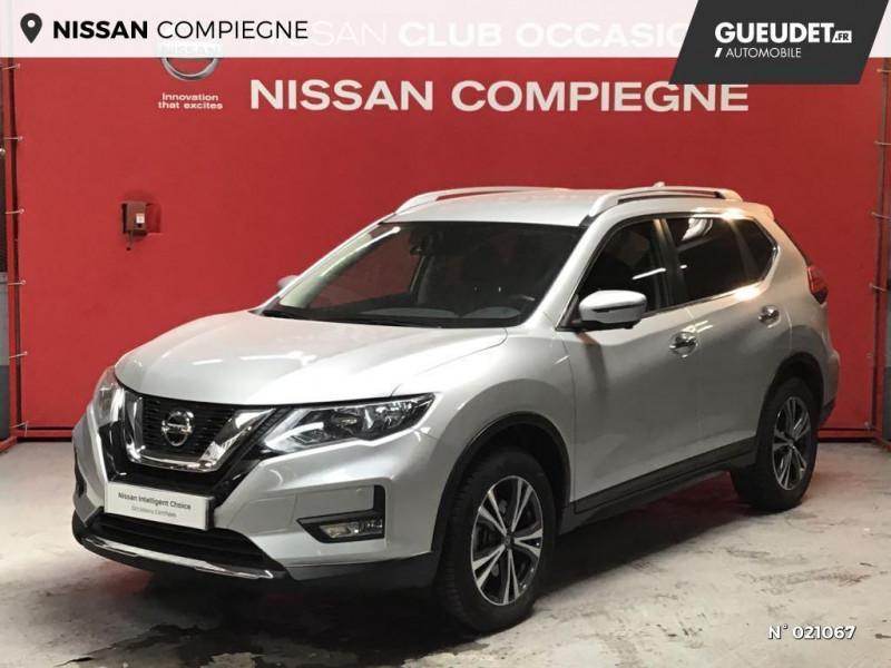 Nissan X-Trail dCi 150ch N-Connecta Euro6d-T Argent occasion à Venette