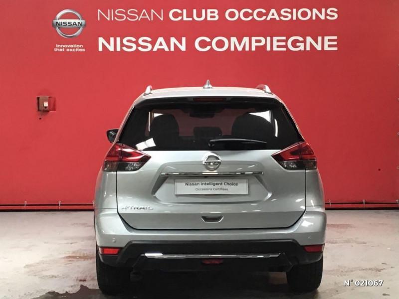 Nissan X-Trail dCi 150ch N-Connecta Euro6d-T Argent occasion à Venette - photo n°3