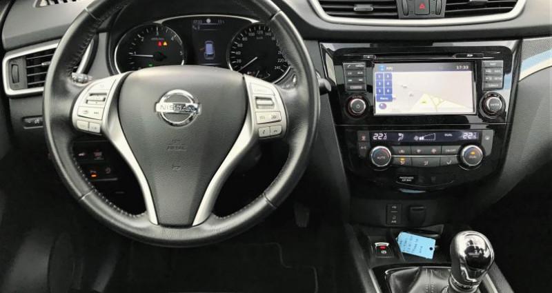 Nissan X-Trail III (T32) 1.6 dCi 130ch Tekna Noir occasion à EPAGNY - photo n°4