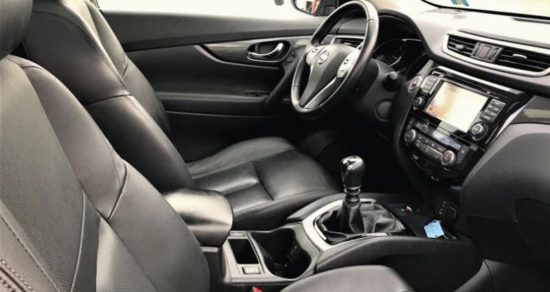 Nissan X-Trail III (T32) 1.6 dCi 130ch Tekna Noir occasion à EPAGNY - photo n°2