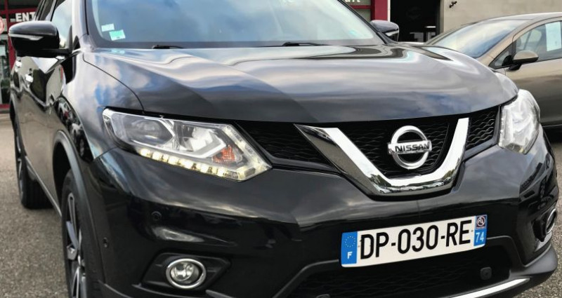 Nissan X-Trail III (T32) 1.6 dCi 130ch Tekna Noir occasion à EPAGNY