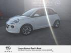 Opel Adam 1.2 Twinport 70ch Unlimited Blanc à Brest 29