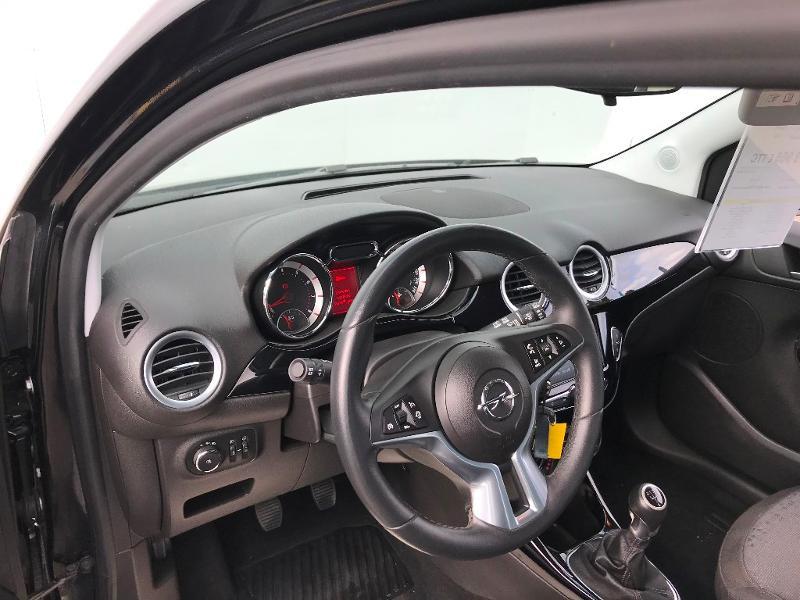 Opel Adam 1.2 Twinport 70ch Unlimited Noir occasion à Labège - photo n°17