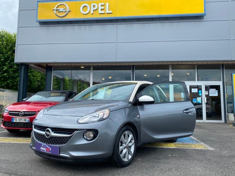 Opel Adam 1.2 Twinport 70ch Unlimited Gris occasion à Corbeil-Essonnes - photo n°7
