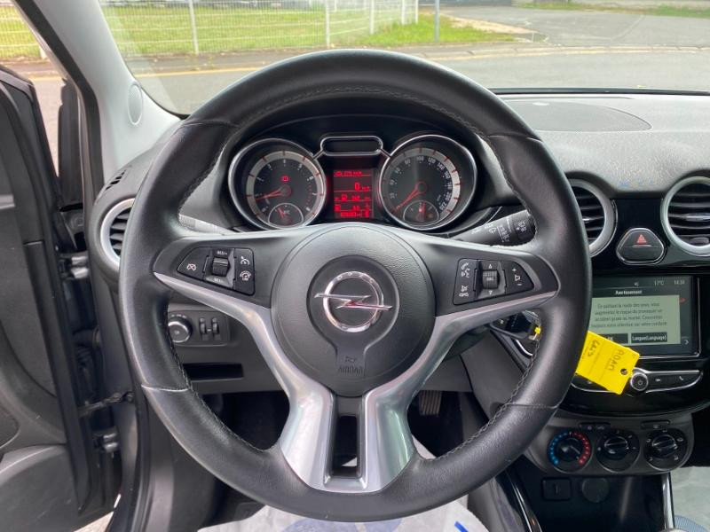 Opel Adam 1.2 Twinport 70ch Unlimited Gris occasion à Corbeil-Essonnes - photo n°10