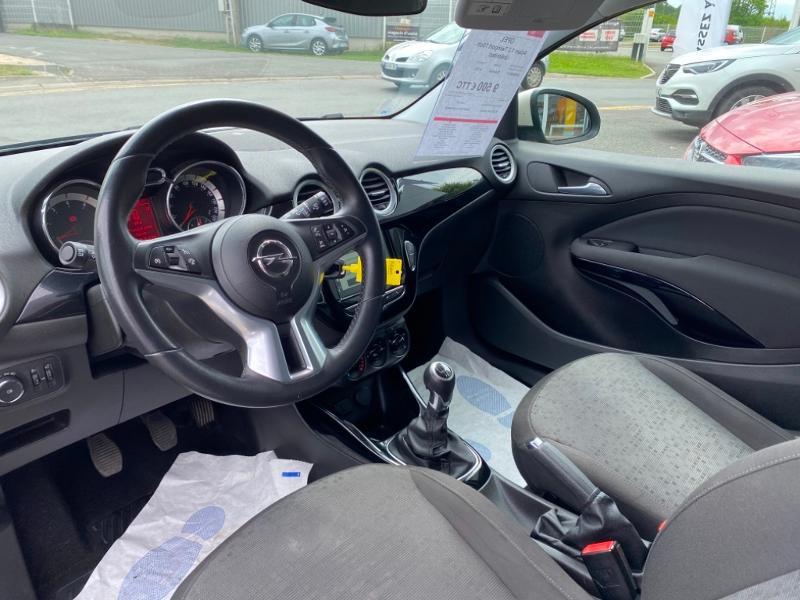 Opel Adam 1.2 Twinport 70ch Unlimited Gris occasion à Corbeil-Essonnes - photo n°4