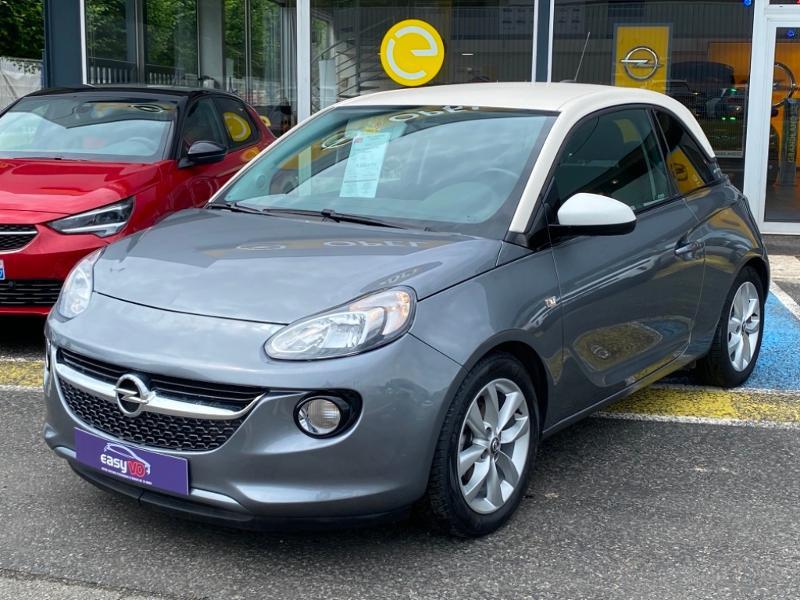 Opel Adam 1.2 Twinport 70ch Unlimited Gris occasion à Corbeil-Essonnes
