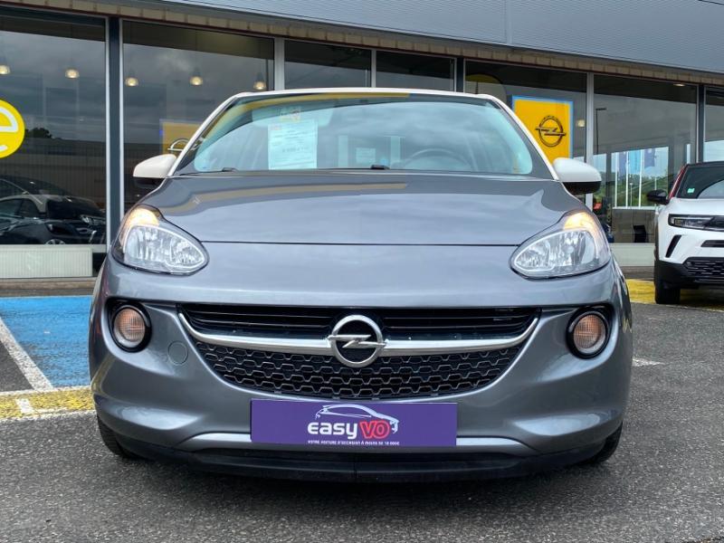 Opel Adam 1.2 Twinport 70ch Unlimited Gris occasion à Corbeil-Essonnes - photo n°8