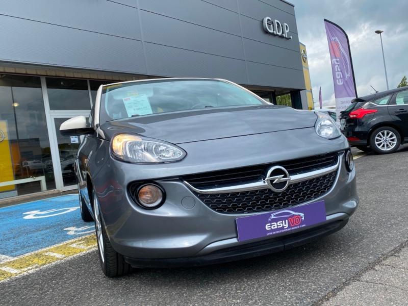 Opel Adam 1.2 Twinport 70ch Unlimited Gris occasion à Corbeil-Essonnes - photo n°6