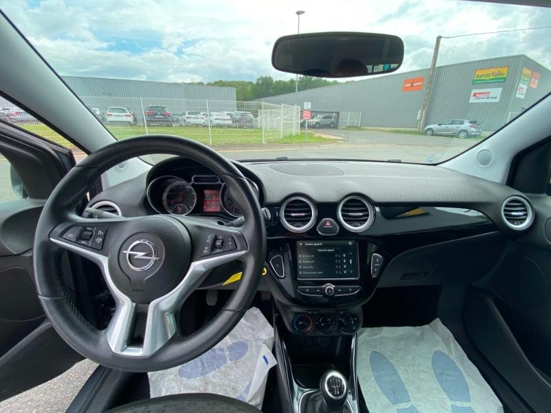 Opel Adam 1.2 Twinport 70ch Unlimited Gris occasion à Corbeil-Essonnes - photo n°3