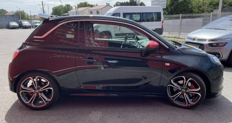Opel Adam 1.4 Turbo ECOTEC 150ch S Start/Stop  occasion à VERTOU - photo n°6
