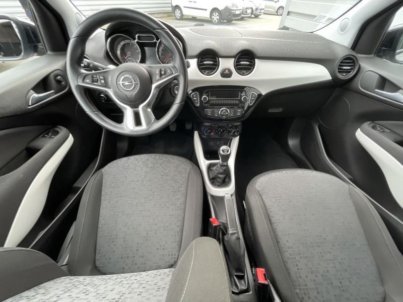 Opel Adam 1.4 Twinport 87ch Jam Start/Stop Blanc occasion à Saint-Brieuc - photo n°7