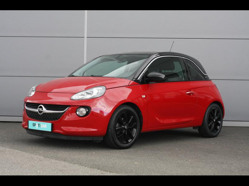 Opel Adam 1.4 Twinport 87ch Unlimited Start/Stop Rouge occasion à Flers
