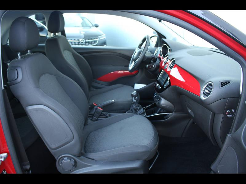Opel Adam 1.4 Twinport 87ch Unlimited Start/Stop Rouge occasion à Flers - photo n°7