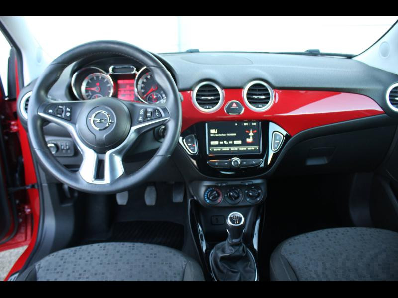Opel Adam 1.4 Twinport 87ch Unlimited Start/Stop Rouge occasion à Flers - photo n°9
