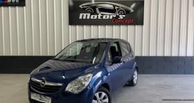 Opel Agila occasion à Cosnes Et Romain