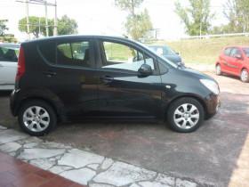 Opel Agila Noir, garage LOOK AUTOS à Portet-sur-Garonne