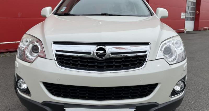 Opel Antara 2.2 CDTI163 Cosmo Pack 4X4 Blanc occasion à VERTOU - photo n°7
