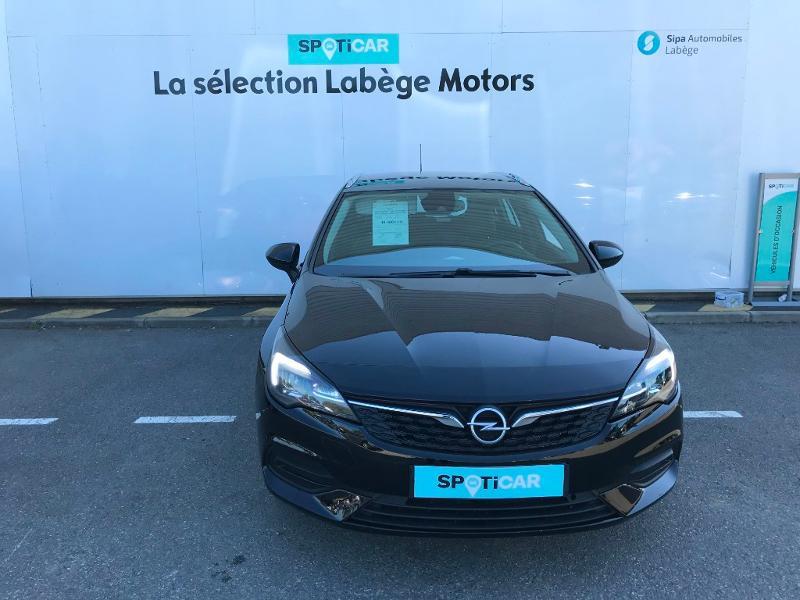 Opel Astra Sports tourer 1.4 Turbo 145ch Elegance CVT 8cv Noir occasion à Labège - photo n°2