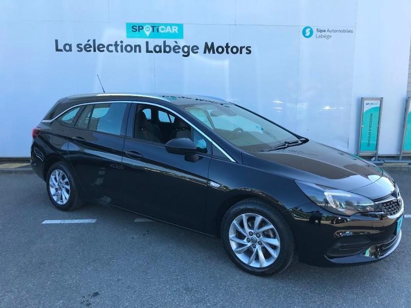 Opel Astra Sports tourer 1.4 Turbo 145ch Elegance CVT 8cv Noir occasion à Labège