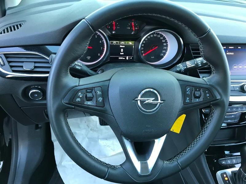 Opel Astra Sports tourer 1.4 Turbo 145ch Elegance CVT 8cv Noir occasion à Labège - photo n°11