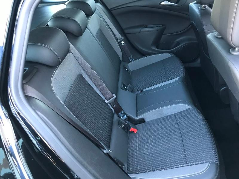 Opel Astra Sports tourer 1.4 Turbo 145ch Elegance CVT 8cv Noir occasion à Labège - photo n°19