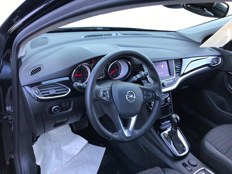 Opel Astra Sports tourer 1.4 Turbo 145ch Elegance CVT 8cv Noir occasion à Labège - photo n°18