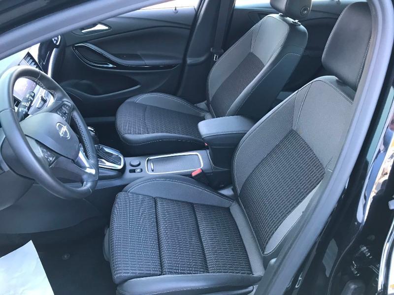 Opel Astra Sports tourer 1.4 Turbo 145ch Elegance CVT 8cv Noir occasion à Labège - photo n°8