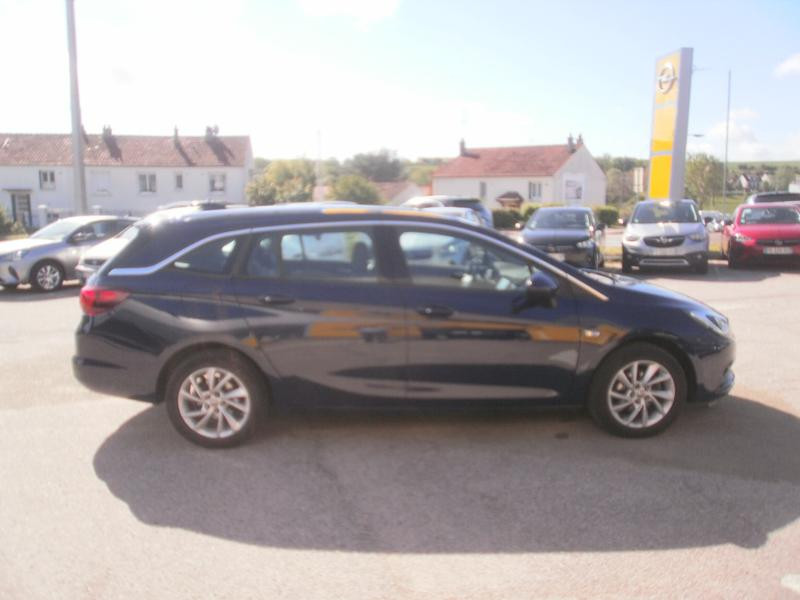 Opel Astra Sports tourer 1.4 Turbo 150ch Start&Stop Innovation Bleu occasion à Auxerre - photo n°6