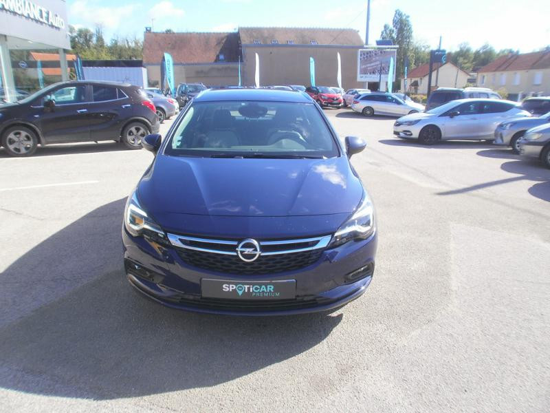 Opel Astra Sports tourer 1.4 Turbo 150ch Start&Stop Innovation Bleu occasion à Auxerre - photo n°8