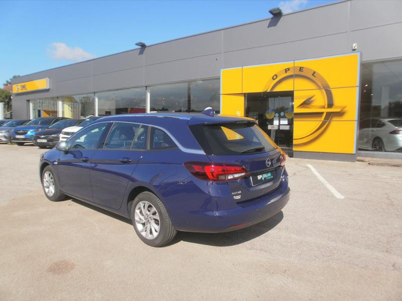 Opel Astra Sports tourer 1.4 Turbo 150ch Start&Stop Innovation Bleu occasion à Auxerre - photo n°3