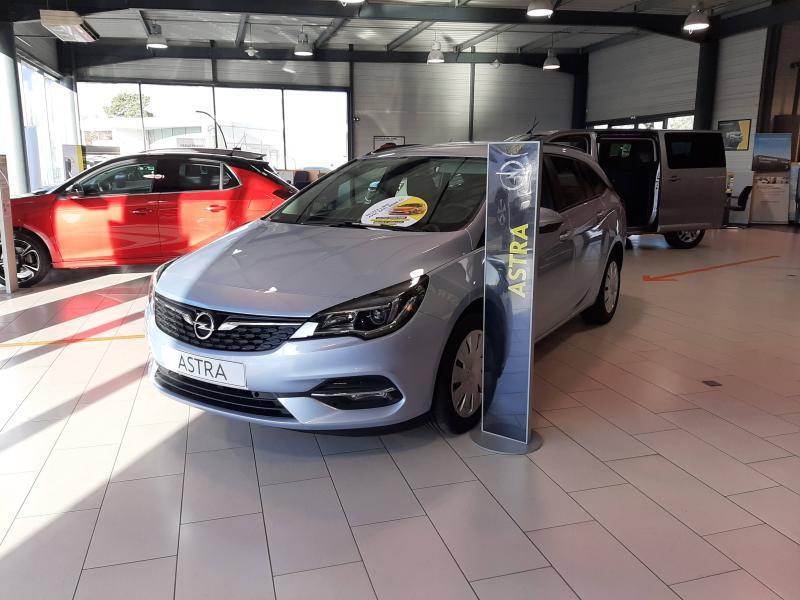 Opel Astra Sports tourer 1.5 D 122ch Edition Business 92g Gris occasion à Le Mans