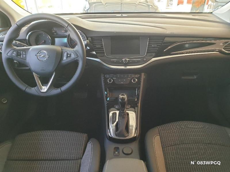 Opel Astra Sports tourer 1.5 D 122ch Elegance BVA 112g Bleu occasion à Abbeville - photo n°6