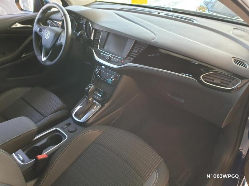 Opel Astra Sports tourer 1.5 D 122ch Elegance BVA 112g Bleu occasion à Abbeville - photo n°5