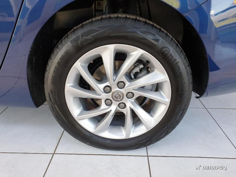 Opel Astra Sports tourer 1.5 D 122ch Elegance BVA 112g Bleu occasion à Abbeville - photo n°10
