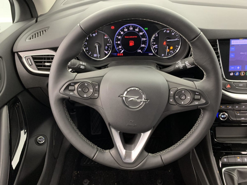 Opel Astra Sports tourer 1.5 Diesel 122 ch BVM6 Elegance Business Blanc occasion à SAINT-GREGOIRE - photo n°12