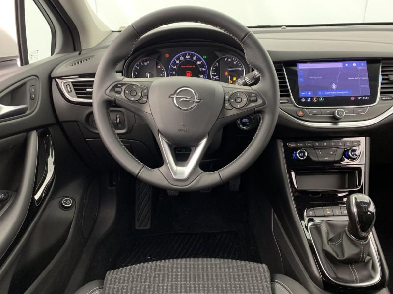 Opel Astra Sports tourer 1.5 Diesel 122 ch BVM6 Elegance Business Blanc occasion à SAINT-GREGOIRE - photo n°11