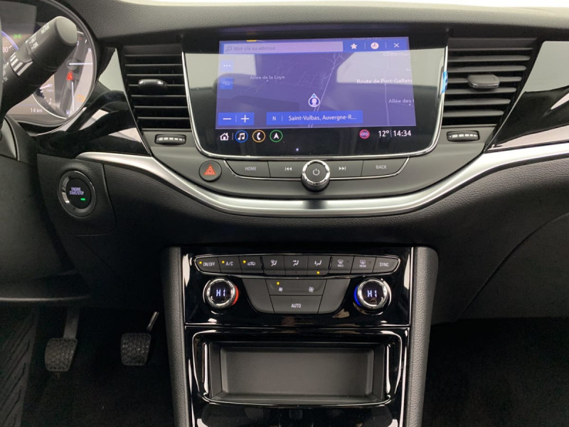 Opel Astra Sports tourer 1.5 Diesel 122 ch BVM6 Elegance Business Blanc occasion à SAINT-GREGOIRE - photo n°15