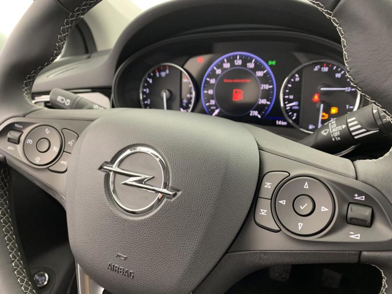 Opel Astra Sports tourer 1.5 Diesel 122 ch BVM6 Elegance Business Blanc occasion à SAINT-GREGOIRE - photo n°13