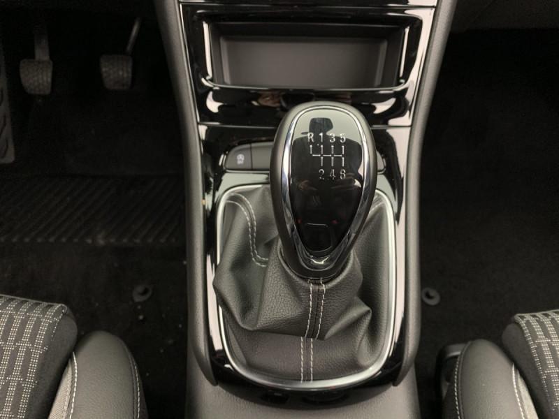 Opel Astra Sports tourer 1.5 Diesel 122 ch BVM6 Elegance Business Blanc occasion à SAINT-GREGOIRE - photo n°14